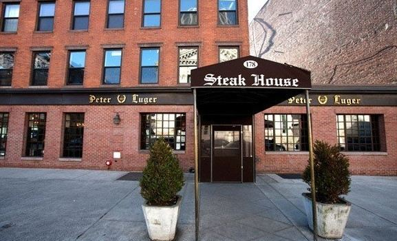 Peter Luger Steak House(BROOKLYN, NY)1