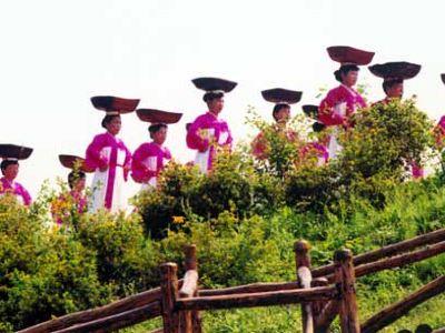 興光村朝鮮族民俗村