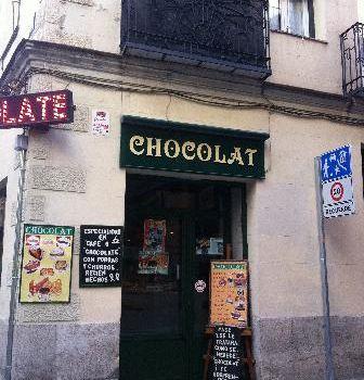Chocolat Madrid1
