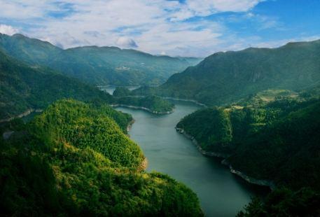 浙南大峽谷飛雲湖景區
