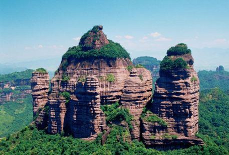 Ziyuan Danxia Guojia Dizhi Park