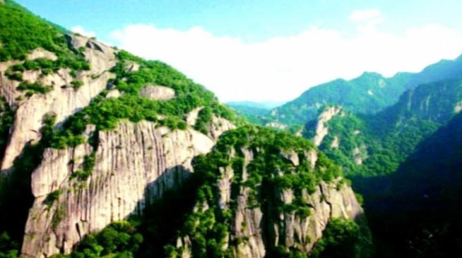 神靈寨風景區