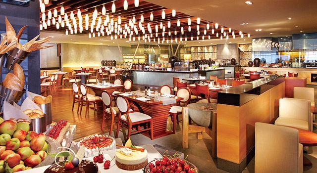 Flavours Restaurant (InterContinental Qingdao)3