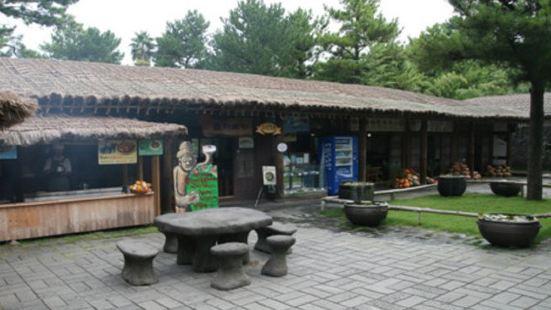 濟州翰林公園石爺爺