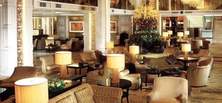 Beijing Shangri-La Hotel Lobby Lounge