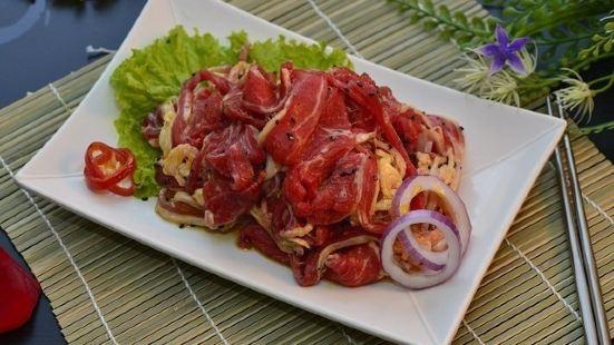韓盛古法烤肉(太原街萬達店)