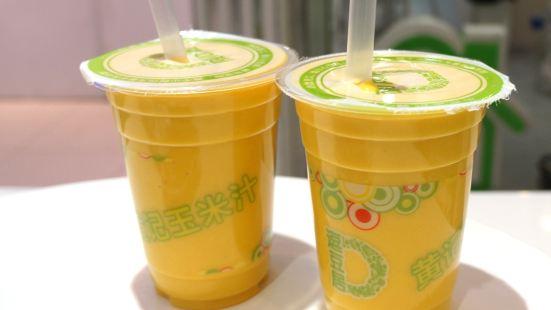 黃記玉米汁
