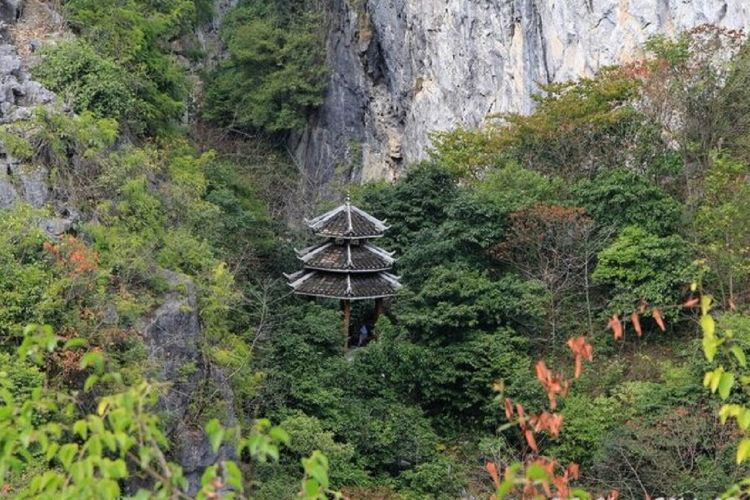 Shimen Xianhu Scenic Area2