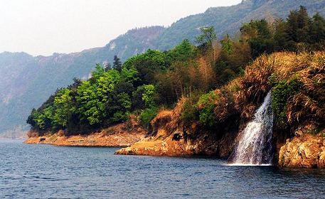 黃荊山風景區