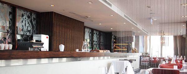 頂餐廳- 台中亞致大飯店