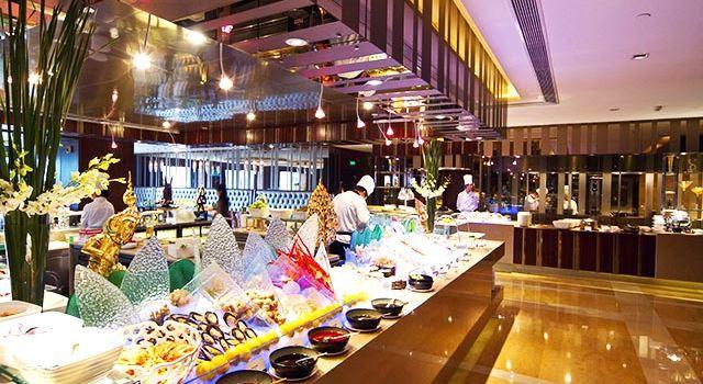 Wyndham Grand Plaza Royale Furongguo Changsha Lobby Lounge1