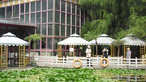 大鵝島綠色生態美食園