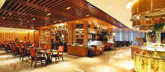 Hua Tian Hotel Restaurant