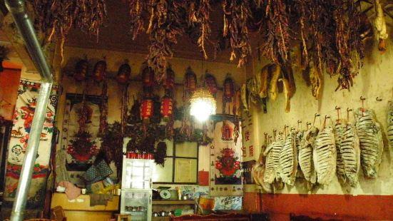 麗香緣臘排骨飯店