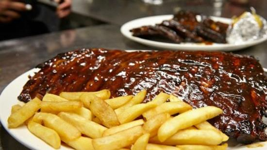 Hurricane's Grill(Darling Harbour)