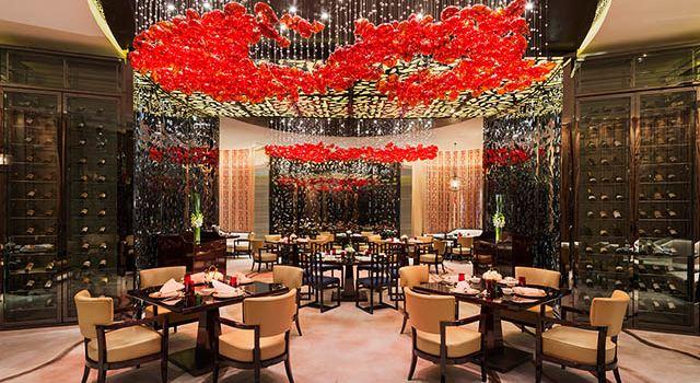 萬達嘉華酒店品珍中餐廳3