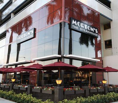 Morton's The Steakhouse Los Angeles (Downtown)3