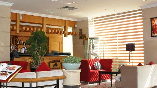 Grand Skylight Hotel Lobby Lounge