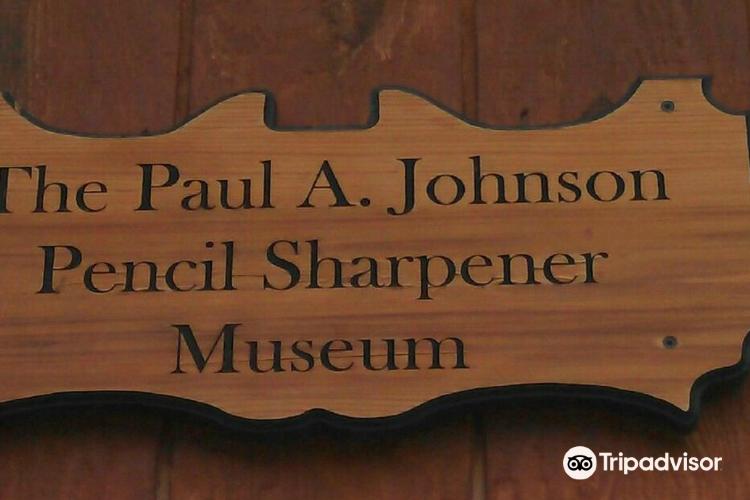 Paul A. Johnson Pencil Sharpener Museum3