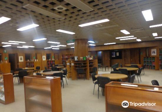 ルイス・アンヘル・アランゴ図書館4