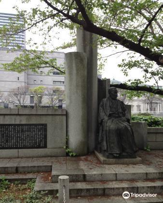 Statue of Mr. Hayashi Ichizo4