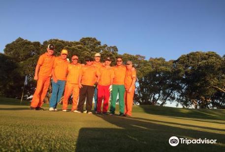 New Plymouth Golf Club