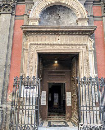 Chiesa di Sant'Angelo a Nilo3
