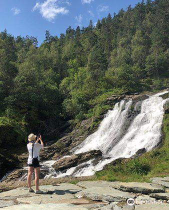 Svandalsfossen Falls2