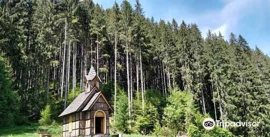 Forestry Open Air Museum In Vydrovska Valley1