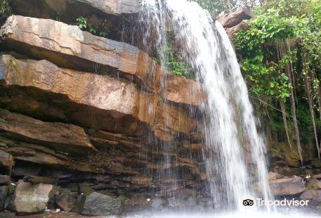 Katieng Waterfall