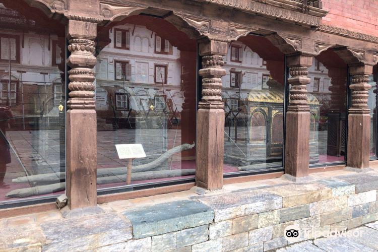 Mahendra Museum3