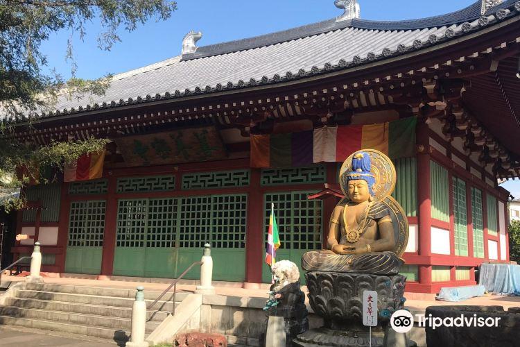 Zenyoji Temple2