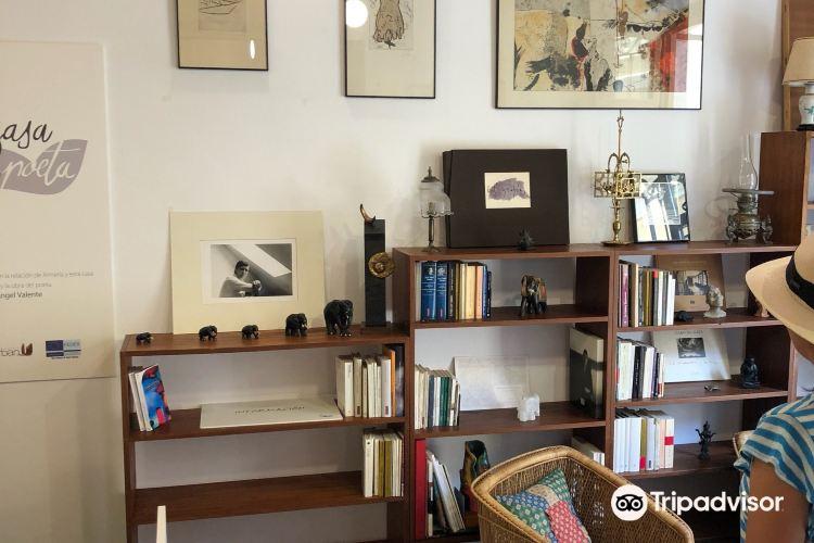 Casa del poeta Jose Angel Valente1