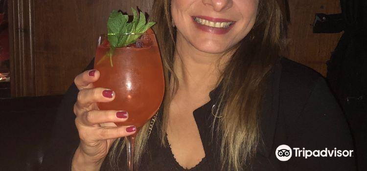 Belushi Martini Bar2