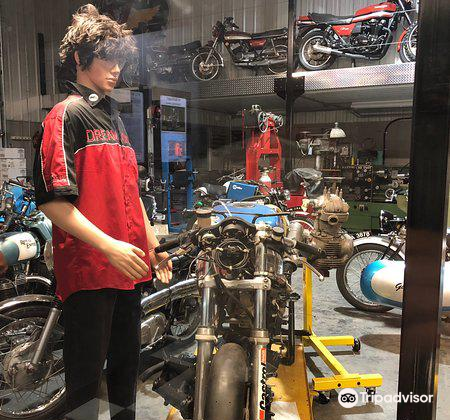 Dreamcycle Motorcycle Museum4