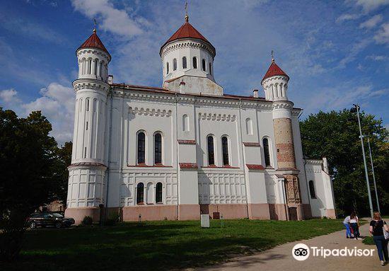 Church of the Holy Mother of God (Skaisciausios Dievo Motinos Cerkve)4