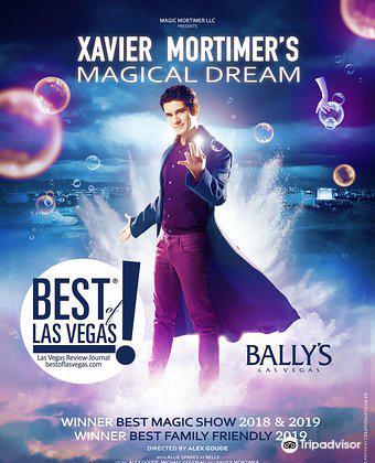 Xavier Mortimer - Magical Dream