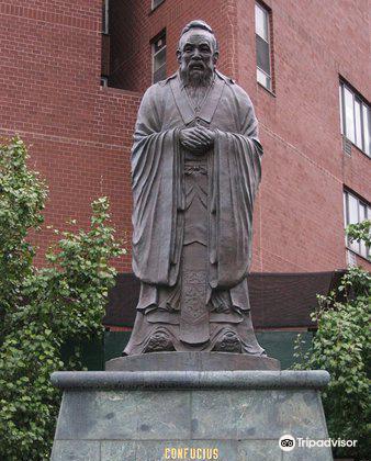 Statue of Confucius2