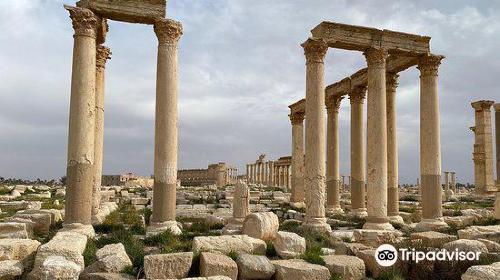 Site of Palmyra