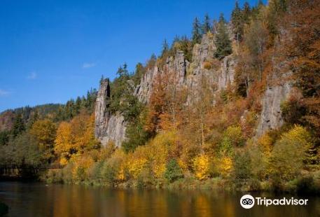 Svatoaske Skaly National Nature Monument