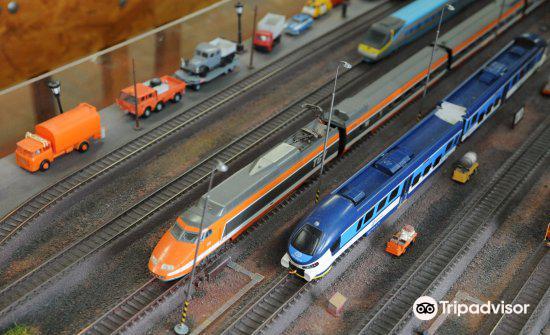 Modelova zeleznicni show2