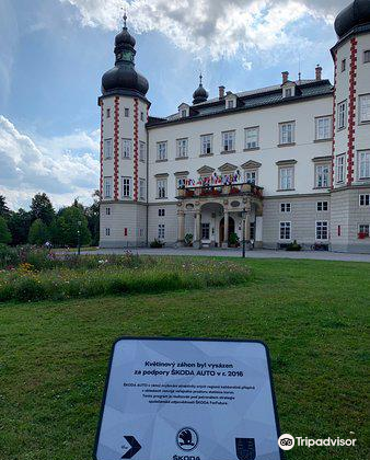 Vrchlabi Castle1