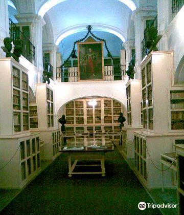 The Teleki-Bolyai Library