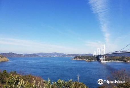 Kurushima Straits Observation Hall
