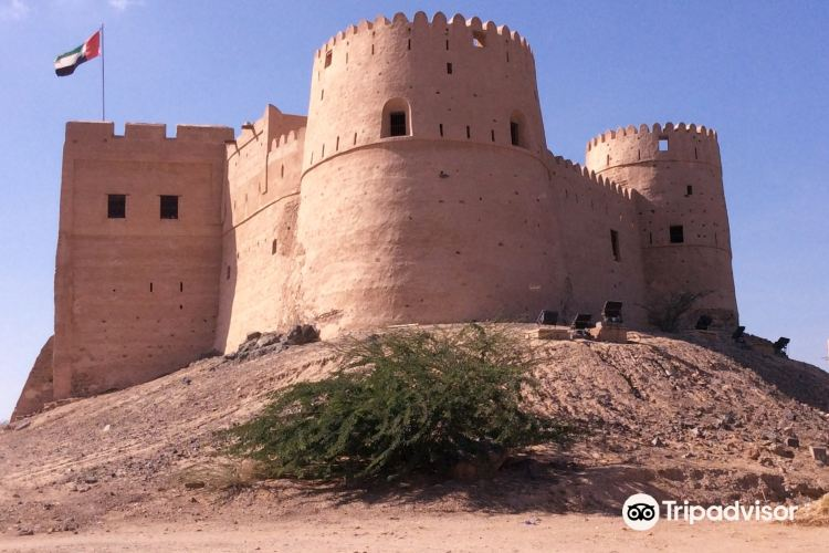 Fujairah Historic Fort4