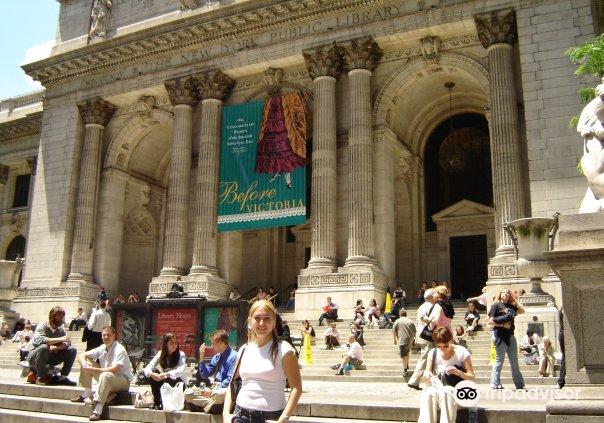 紐約表演藝術公共圖書館4