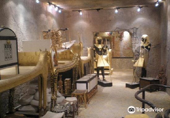 킹 투트 무덤 & 박물관1