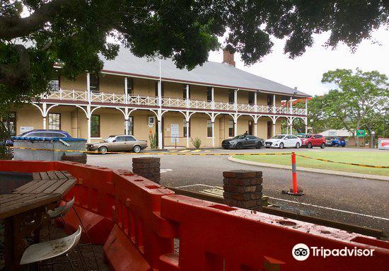 Victoria Barracks Museum3
