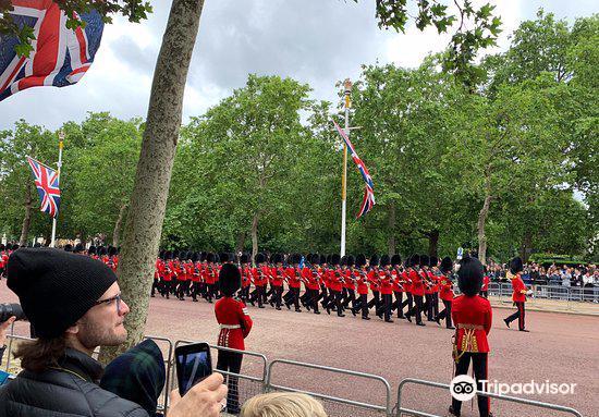 摩爾大街觀看皇家軍隊閱兵3
