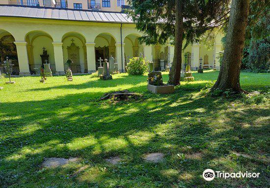 Cemetery of St. Sebastian (Friedhof St. Sebastian)3